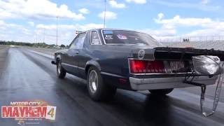 The Baddest Ford Fairmont we have ever seen! #FEARMONT