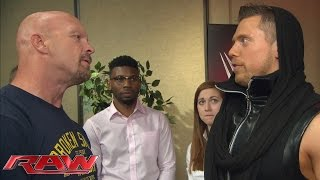 The Miz steps into Stone Cold Steve Austin boots in WWE 2K16 Raw October 26 2015