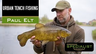Urban Tench Fishing - A Sight to Behold