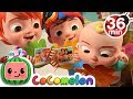 Thank You Song More Nursery Rhymes Kids Songs CoCoMelon mp3