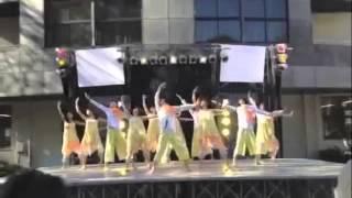 東京大学ジャズダンスサークルFreeD 新歓紹介MV