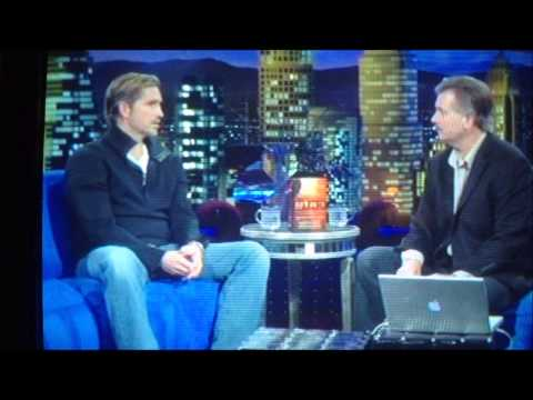 Actor Jim Caviezel - Interviewed about his Role as Jesus in...
