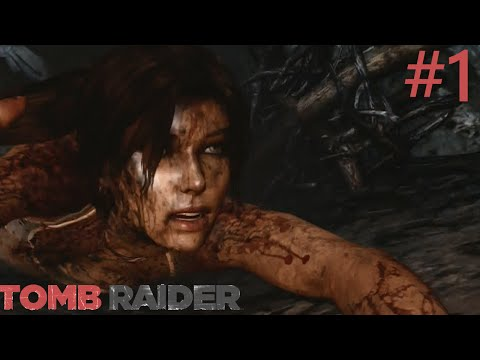 Tomb Raider (2013) Playthrough W commentary Part 1: not The Homemade Porn I Wanted video
