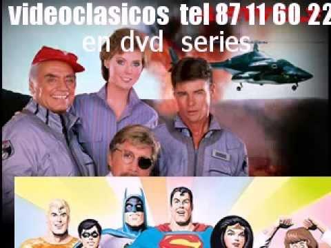 tv Series v Series de tv Intros Años 50,60