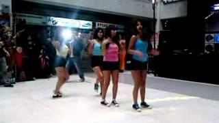 [COVER] sistar ~ touch my body ~ 1° festival Tribus Urbanas