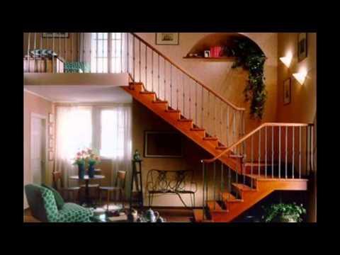 Комфортные лестницы в загороднем доме