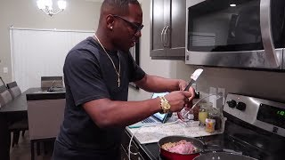 Cooking With The Prince Family Part 2