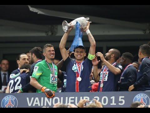 Coupe de France : finale, AJ Auxerre - Paris-SG : 0-1, but et temps forts!