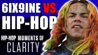 6ix9ine: Breaking Down Hip-Hop's Unprecedented Court Case | Podcast