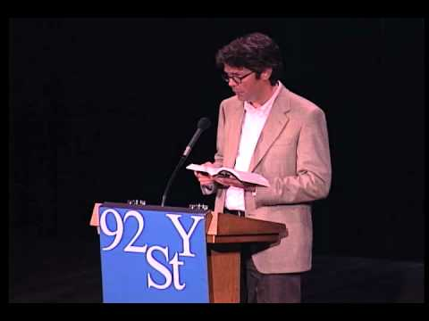 0 Jonathan Franzen reads from The Corrections