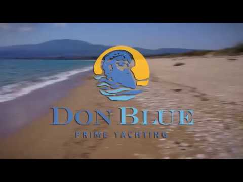 Don Blue - Prime Yachting - Discover greek islands