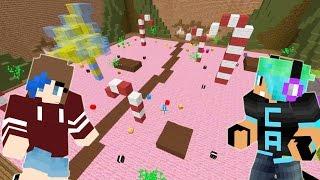 Minecraft / Team Build Battle / Candy Land / Gamer Chad Plays