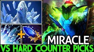 Miracle- [Morphling] Pro Player VS Hard Counter Picks Crazy Game 7.21 Dota 2