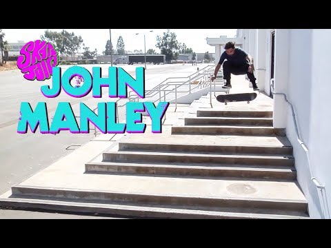 John Manley's Part From Skate Juice's 'Truth To Power'