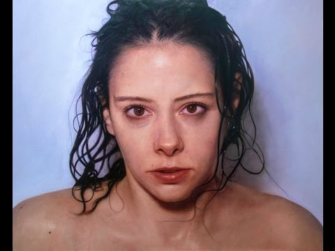 Portrait Number 5, Oil on Board, 47x58