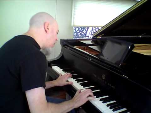 Jordan Rudess plays &quot;Imagine&quot;