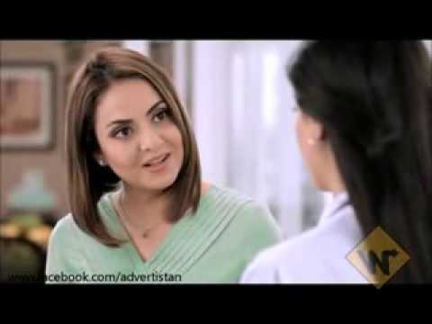 Dettol Surface Cleaner TVC 2013 featuring Nadia Khan