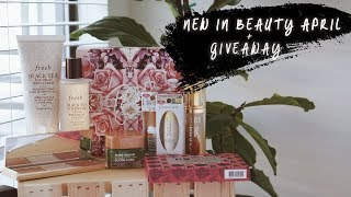 NEW IN BEAUTY APRIL 2018 + GIVEAWAY