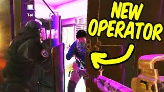 I TRAPPED ECHO - Rainbow Six Siege New Operators and Maps Gameplay Highlights