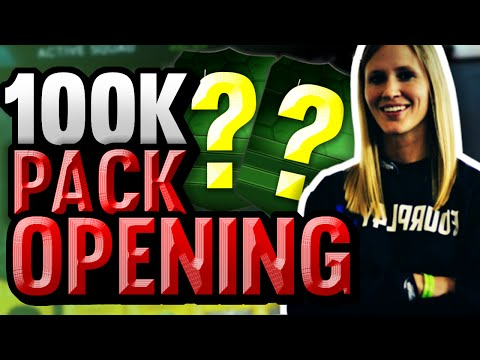 FIFA 14 ULTIMATE TEAM | 100K PACK OPENING | GREENS 4 DAYZ!