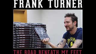 Frank Turner signs 1,000 fan editions of The Road Beneath My Feet