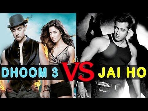 Salman Khan's 'Jai Ho' To Give Competition To Aamir Khan's 'Dhoom 3'?