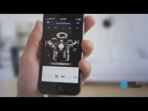 Tuning in with Sony Music Unlimited and Songza