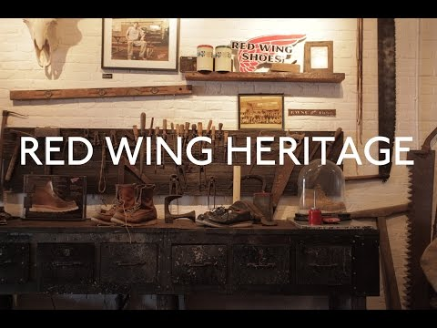 Red Wing Heritage / Interview about Red Wing Shoes