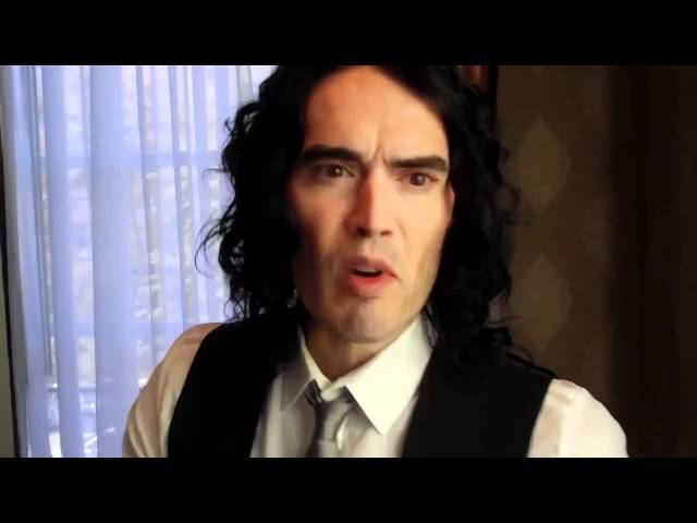Russell Brand - What Was the Most Embarrassing Moment of Your Life ?