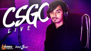 CSGO LIVE STREAM INDIA | Medusa Gungnir Dragon Lore