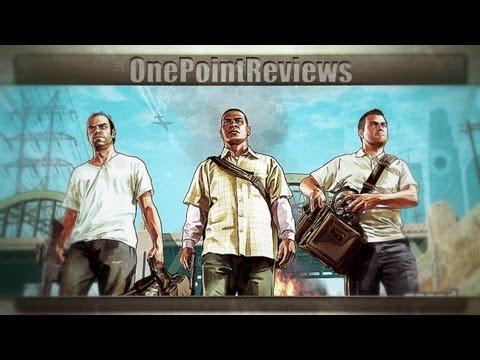 GTA V - БОЛЬШОЙ,ЖИРНЫЙ И НЕОБРЕЗАННЫЙ ОБЗОР! (Grand Theft Auto V)