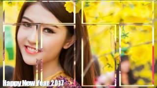 Album Nhạc Xuân Mới Nhất 2017 | Nhạc Tết Không lời Remix | Tuyển Chọn LK Chào Xuân Cực Hay