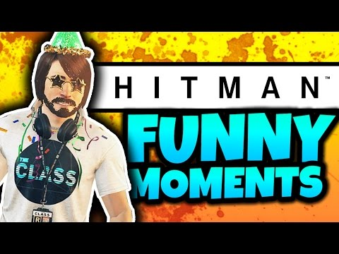 download lagu Hitman Funny Moments - 4 - Worst Party Ever gratis