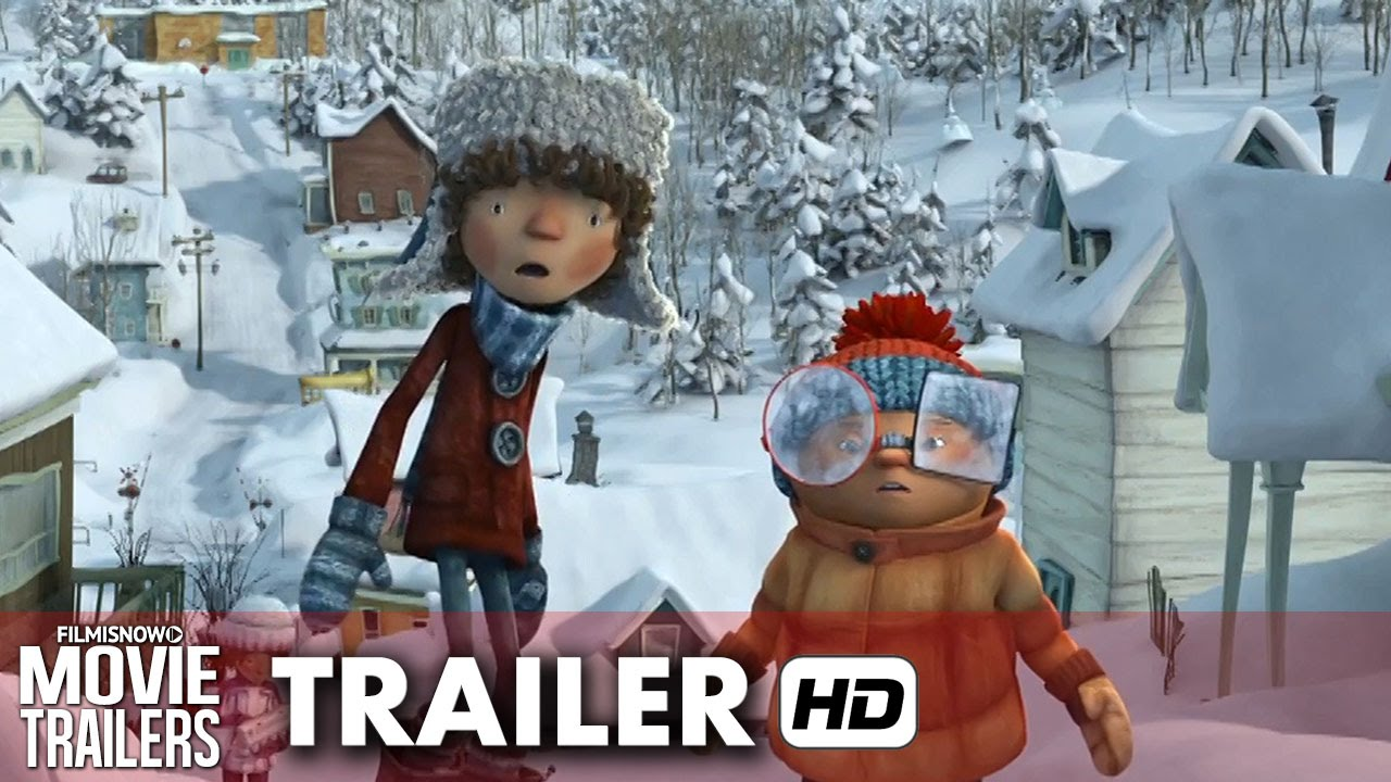 Snowtime! Official Trailer - Animation Movie [HD]