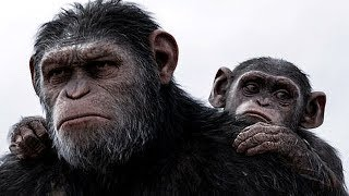 Planet of the Apes Full Movie 2018 - The Apes Returns At Dawn