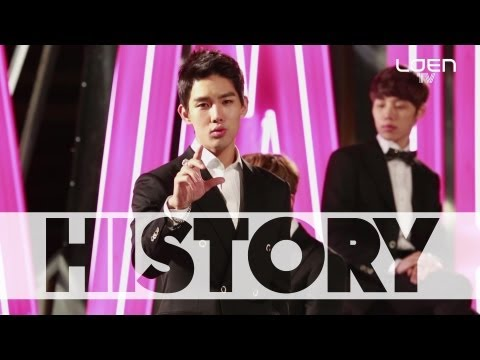 {LOEN TV} HISTORY(히스토리) BTS #4 : M/V Making Film