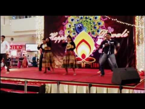 Malaiyuru Song By Asura Dance Team Deepavali Show video