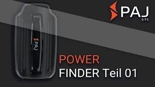 GPS Tracker - Power Finder von PAJ - Teil 1