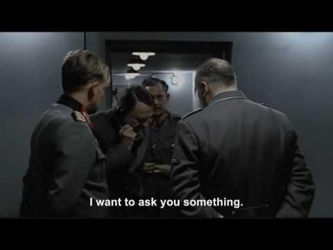 Hitler phones Steve Austin