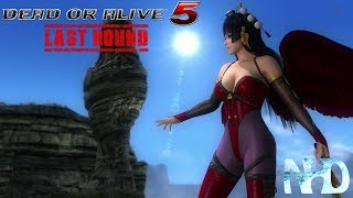 Dead or Alive 5 Last Round Nyotengu Leotard, pantyhose [Match] [Victory] [Defeat] [Private Paradise]