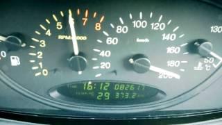 Lancia Y 1.2 16v 86cv – Top Speed (200 km/h)