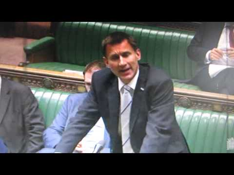 Jeremy Hunt MP wants Charing Cross Hospital DEMOLISHED!