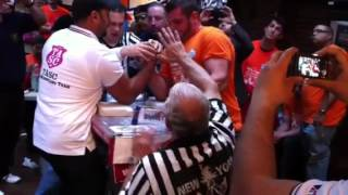 özgür kızgın özgür kızgın Big Apple Grapple International Arm Wrestling Championships 1