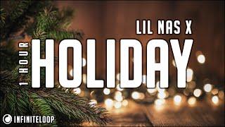 Download lagu Lil Nas X - HOLIDAY [1 Hour] Loop