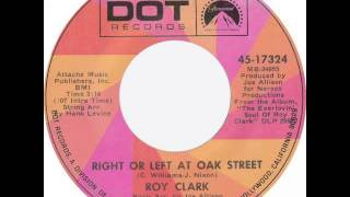 Watch Roy Clark Right Or Left At Oak Street video