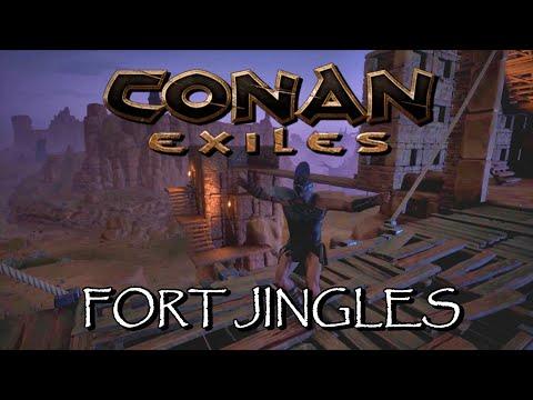 Conan Exiles - Fort Jingles