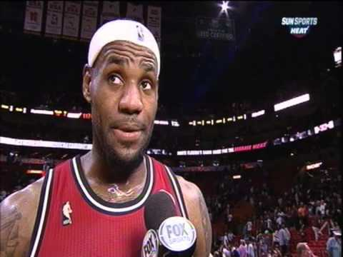 February 12, 2013 - Sunsports - Game 49 Miami Heat Vs. Portland Trailblazers - Win (35-14)