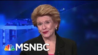 Michigan Women Didn't Win Due To 'Novelty': Stabenow | Morning Joe | MSNBC
