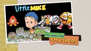 ZURU SMASHERS Unboxing and Review 2018 | Little Mike Fun