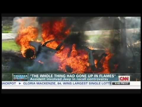 Chrysler refuses Jeep recall demand (June 5, 2013)